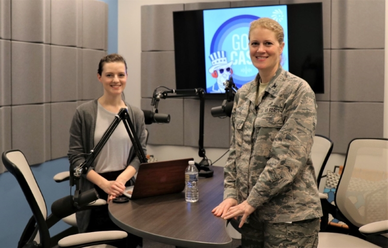 Jen Sovada, Head of Talent Management, Air Force ISR