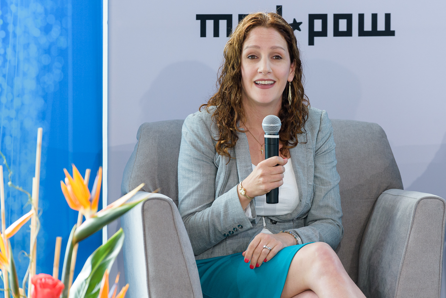 Amy Heymans, Founder and Chief Experience Officer of Mad*Pow