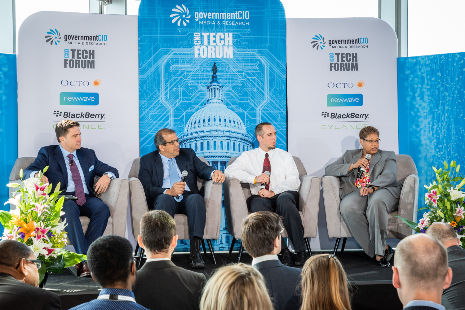 Speakers from DHS, Air Force and FBI talk securing infrastructure and supply chain at State of Cyber CXO Tech Forum