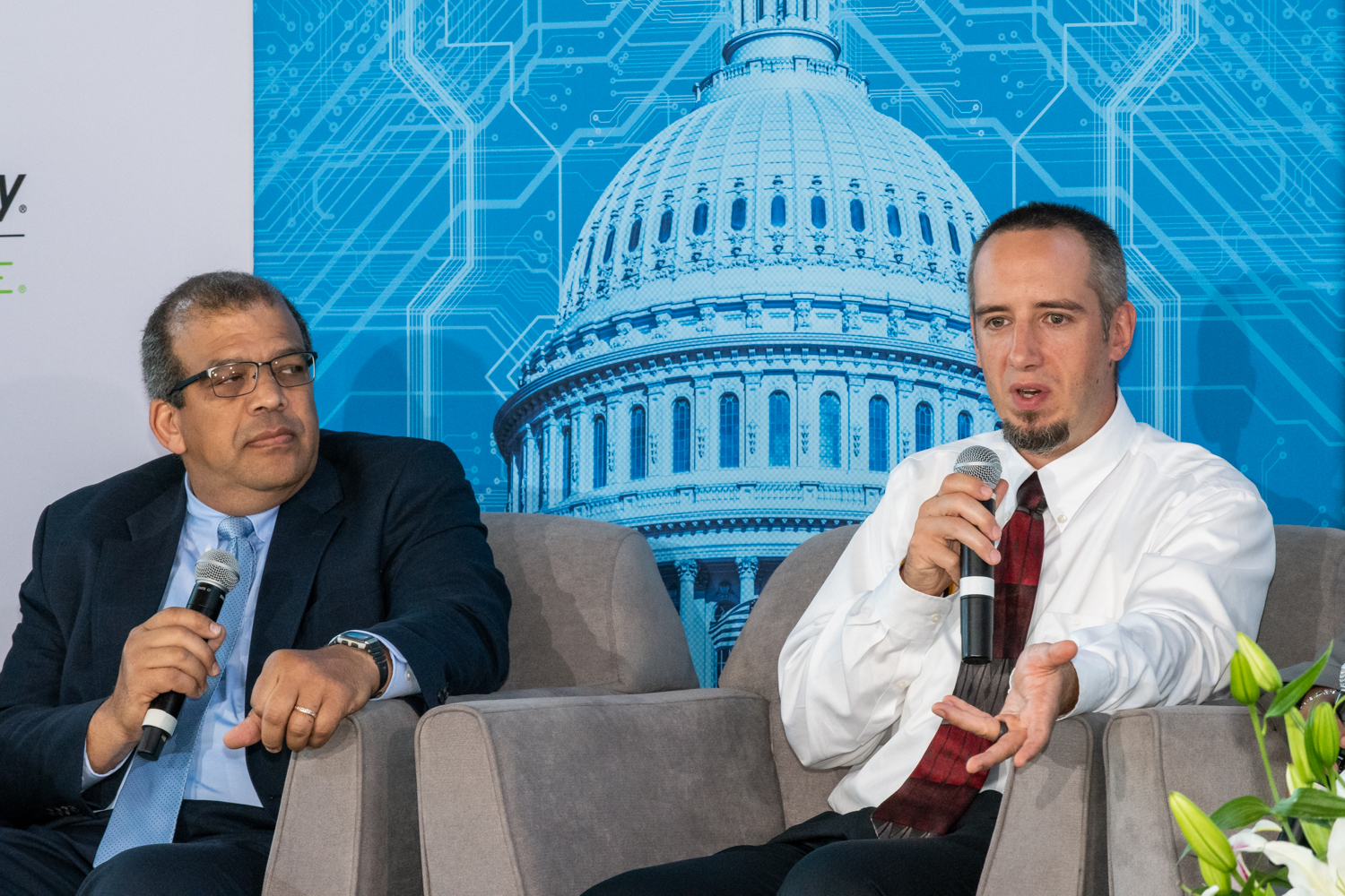 USCIS Cyber Defense Branch Chief Adrian Monza talks infrastructure and supply chain at State of Cyber CXO Tech Forum