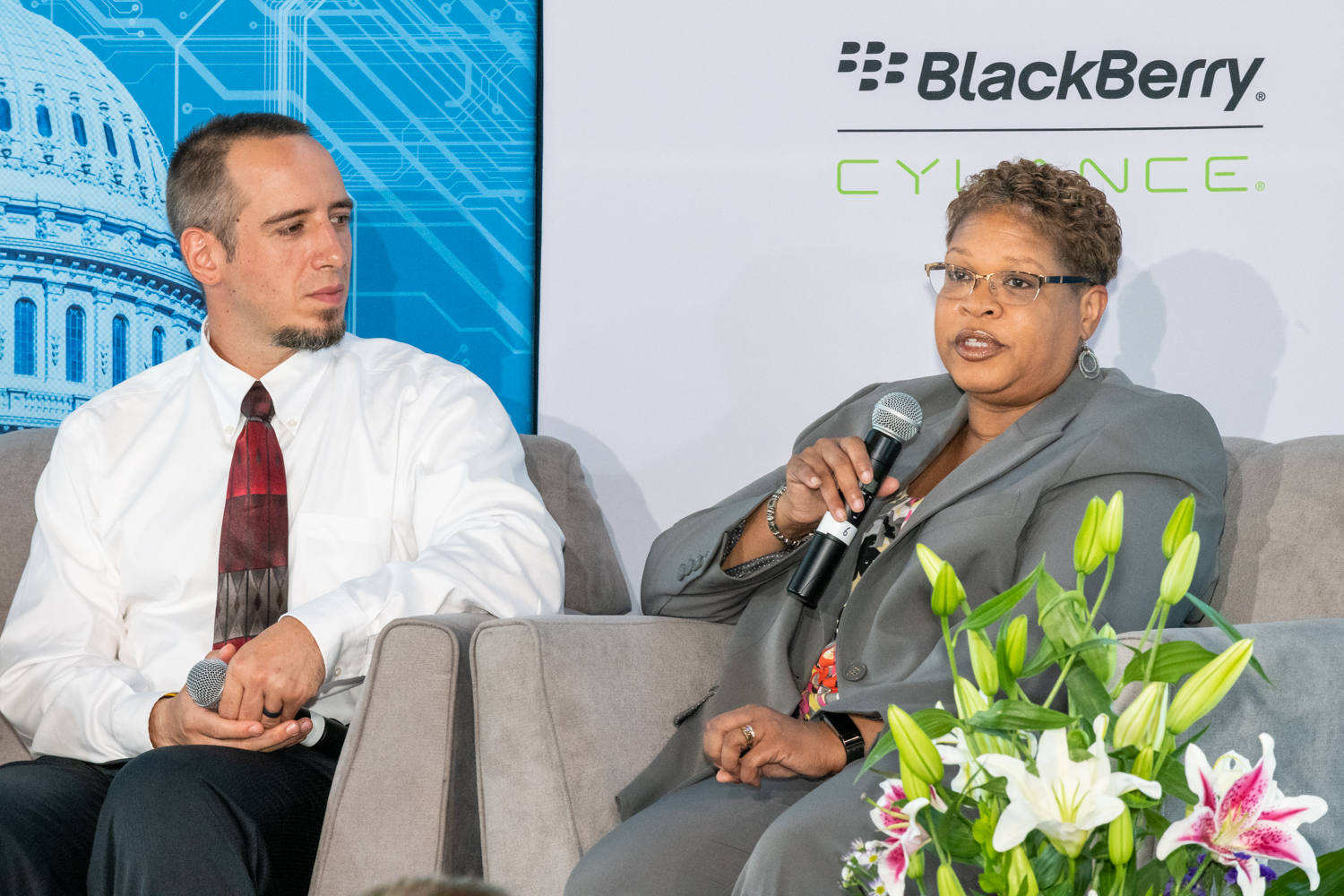 Air Force CISO Wanda Jones-Heath talks infrastructure and supply chain at State of Cyber CXO Tech Forum