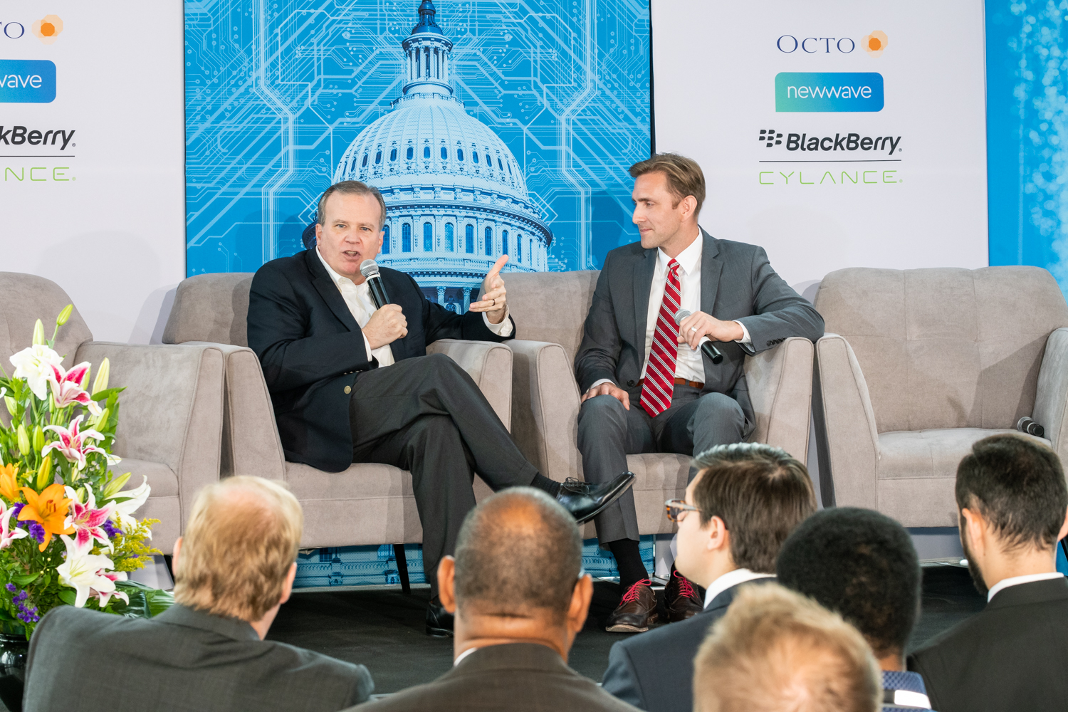 BlackBerry Cylance's John McClurg talks proactive cybersecurity at State of Cyber CXO Tech Forum