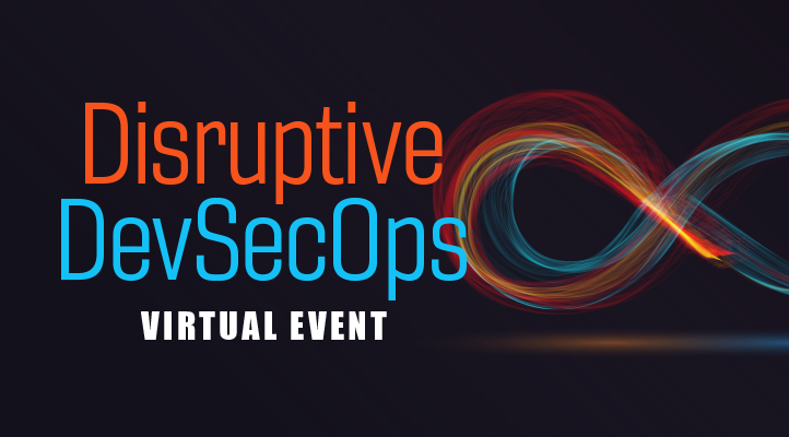 Disruptive DevSecOps graphic