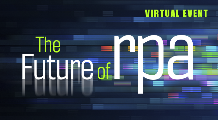 The Future of RPA Event Banner - mobile