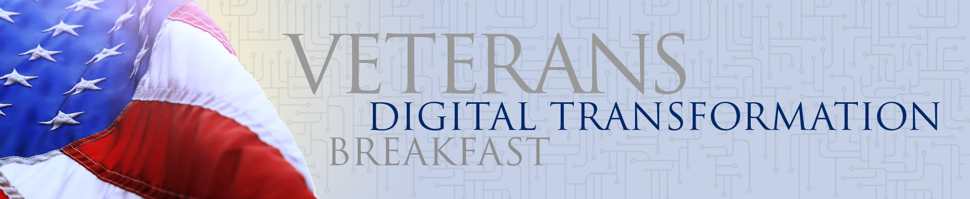 Veterans Digital Transformation Breakfast