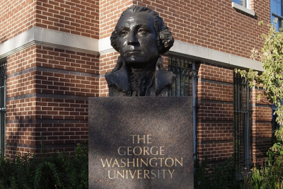 The George Washington University's Jack Morton Auditorium