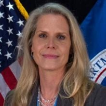 Sabra Horne, Director, Stakeholder Engagement and Cyber Infrastructure Resilience, DHS