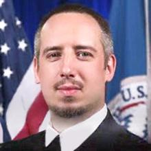 Adrian Monza, Cyber Defense Branch Chief, USCIS, DHS