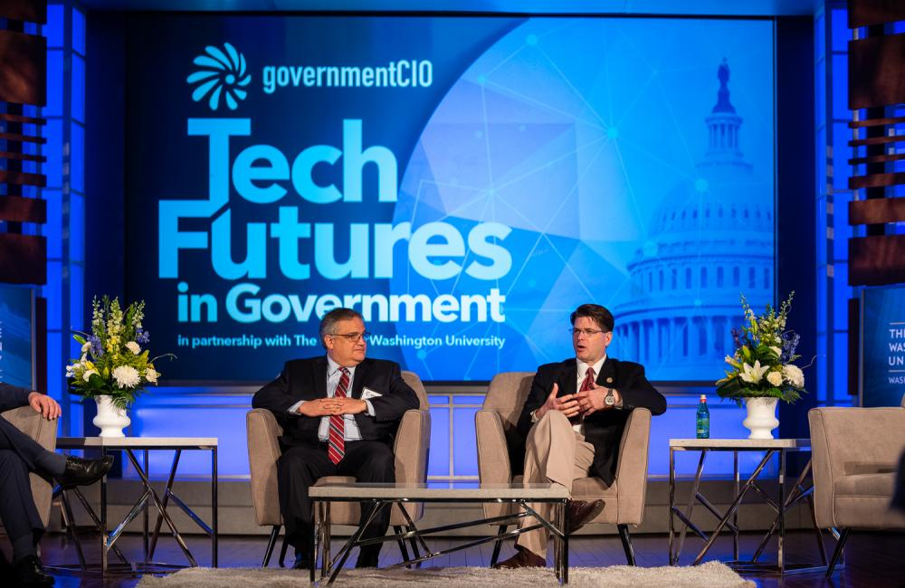 VA, USCIS Leaders Talk Cybersecurity Threats and Opportunities