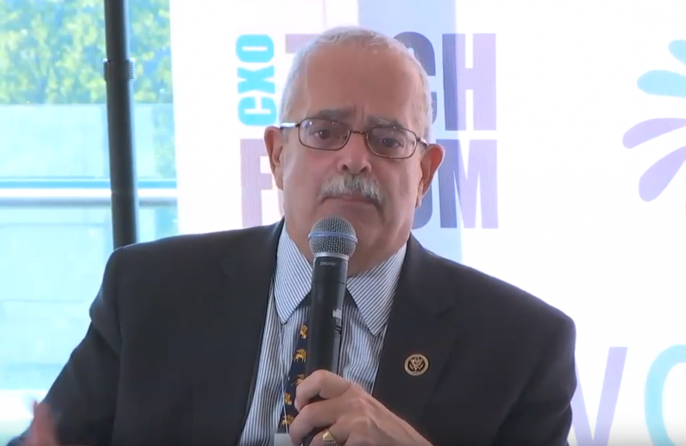 Congressman Gerry Connolly Discusses Federal IT Legislation