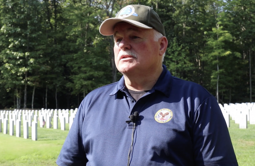 VA Leader Sees Benefits in Veteran Memorial App