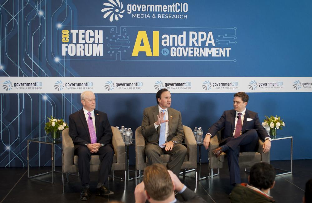 AI Caucus Co-Chairs: AI is an 'American issue'