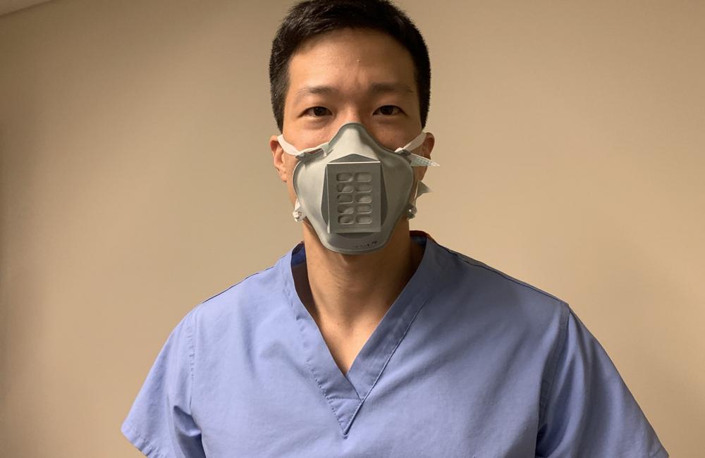 FDA批准首个3D打印口罩以支持COVID-19