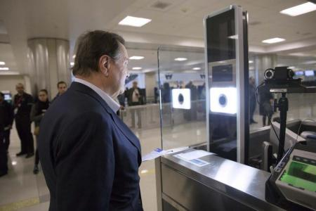 Customs and Border Protection facial recognition technology at airports