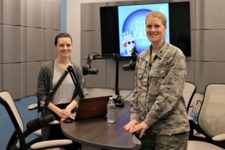 Jen Sovada, Head of Talent Management, Air Force