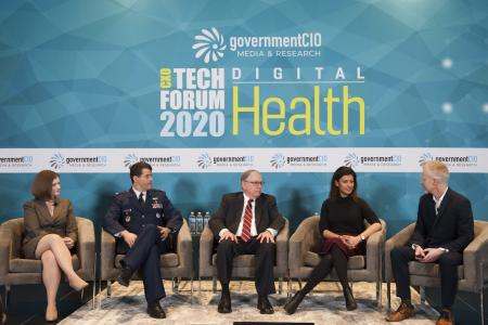Data Science Panel at CXO Tech Forum Digital Health