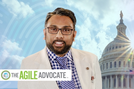 Listen: Nagesh Rao, Director of Business Technology Solutions, SBA
