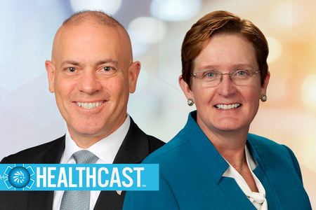Listen: VA Pandemic Supply Chain With VA's Deb Kramer and Andrew Centineo