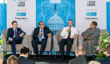 Increasing Infrastructure and Supply Chain Security at FBI, USCIS, Air Force