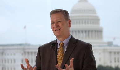 Breaking Down IT Modernization Initiatives With VA Leader Bill James