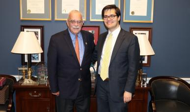 Congressman Gerry Connolly, U.S. House of Representatives