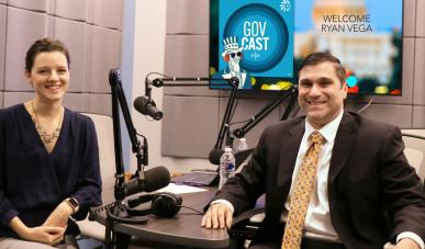 Listen: Ryan Vega, Executive Director of VHA Innovation Ecosystem