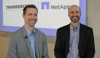 ThunderCat and NetApp's Data Management Approach