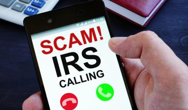 IRS Warns Public of Phishing Scams Related to COVID-19 Stimulus Payments