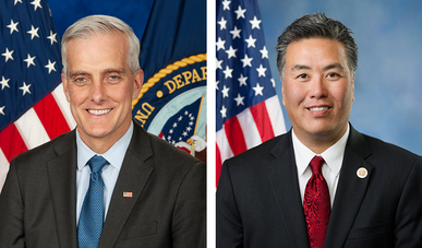 VA Secretary McDonough and Rep. Mark Takano on American Jobs Plan