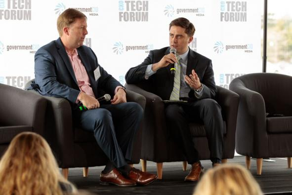CXO Tech Forum: Uncle Sam Meets Silicon Valley