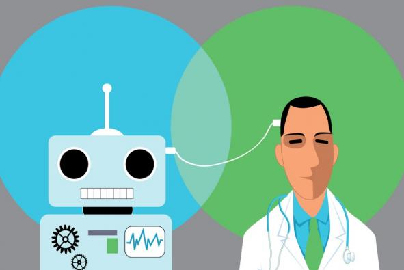AI in health care