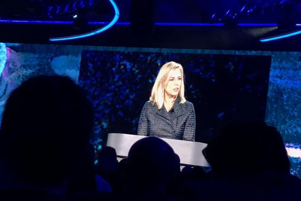 DHS secretary speaks at RSA Conference