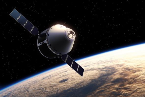 NASA is returning to the Moon with Orion spacecraft and laser communications technology from LGS Innovations.