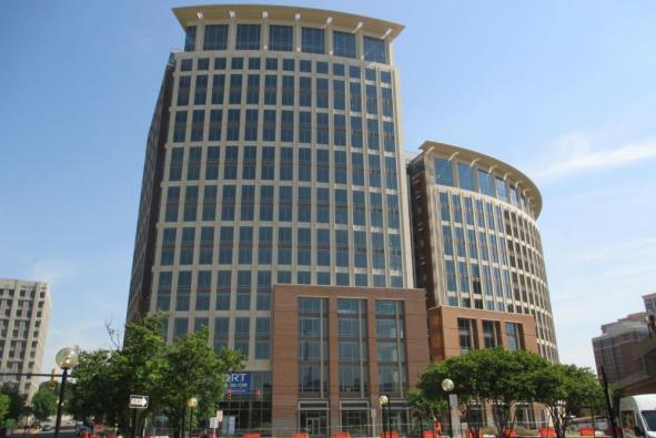 National Science Foundation headquarters in Alexandria, Virginia