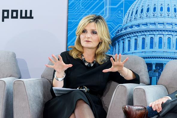 Lesley Field, Deputy Administrator of the Office of Federal Procurement Policy Office, speaks at GovernmentCIO Media & Research's latest CXO Tech Forum June 20.