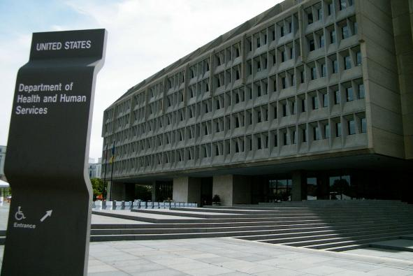 Department of Health and Human Services headquarters