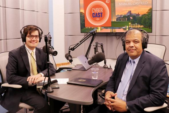 Listen: Manuel Castillo, Senior IT Security Advisor, FBI