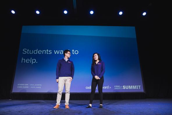 Coding It Forward Offers College Students Meaningful Work in Federal IT