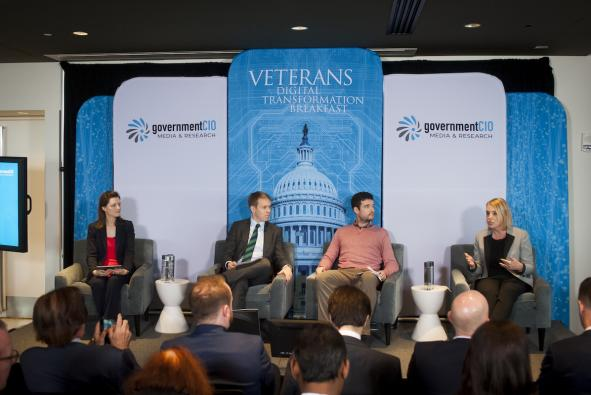 VA Digital Experience With APIs, VA.gov and More Panel Discussion