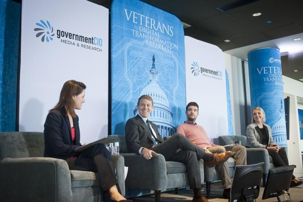VA Leaders Focus on End-User in Evolving Digital Services