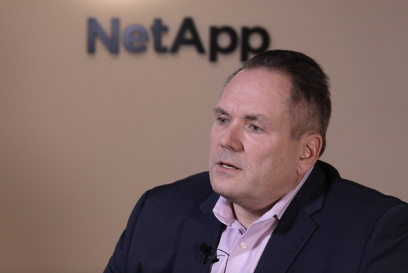NetApp's Data Management Strategy for Federal IT