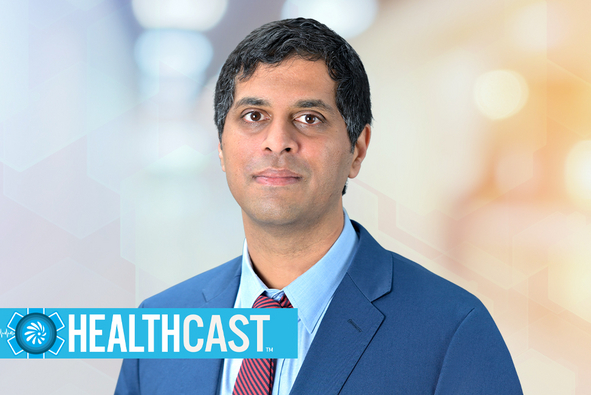 Listen: COVID-19 Data and Global Cancer Control with NCI's Dr. Satish Gopal