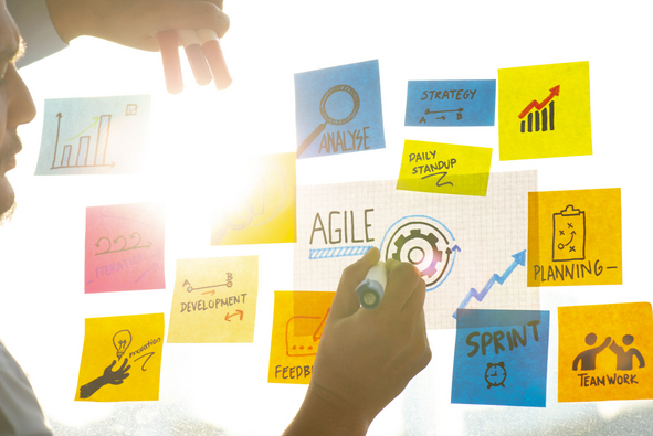 How Agile Approaches Get to Better Human-Centered Design