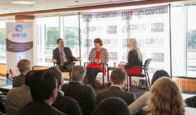 FDA CIO Todd Simpson and HHS CIO Beth Killoran speak about health IT