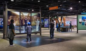 Smithsonian Exhibits at the National Museum of African American History and Culture